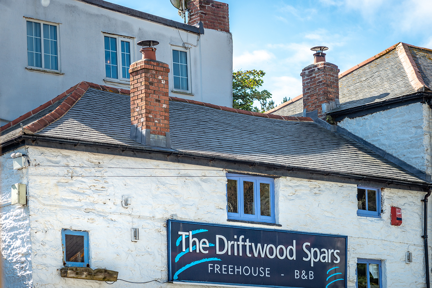 SSQ's Riverstone chosen for Grade 2 Listed pub in Cornwall