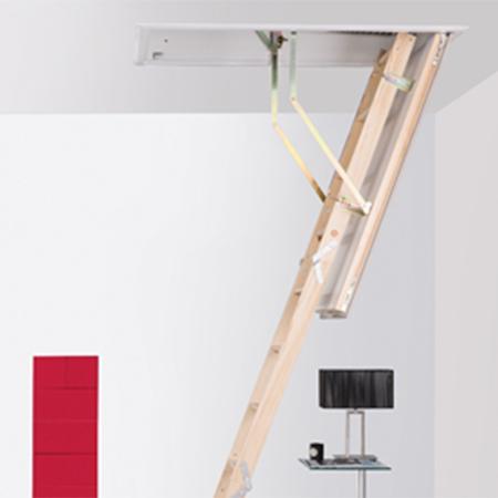 the innovative quadro loft hatch and ladder. Black Bedroom Furniture Sets. Home Design Ideas