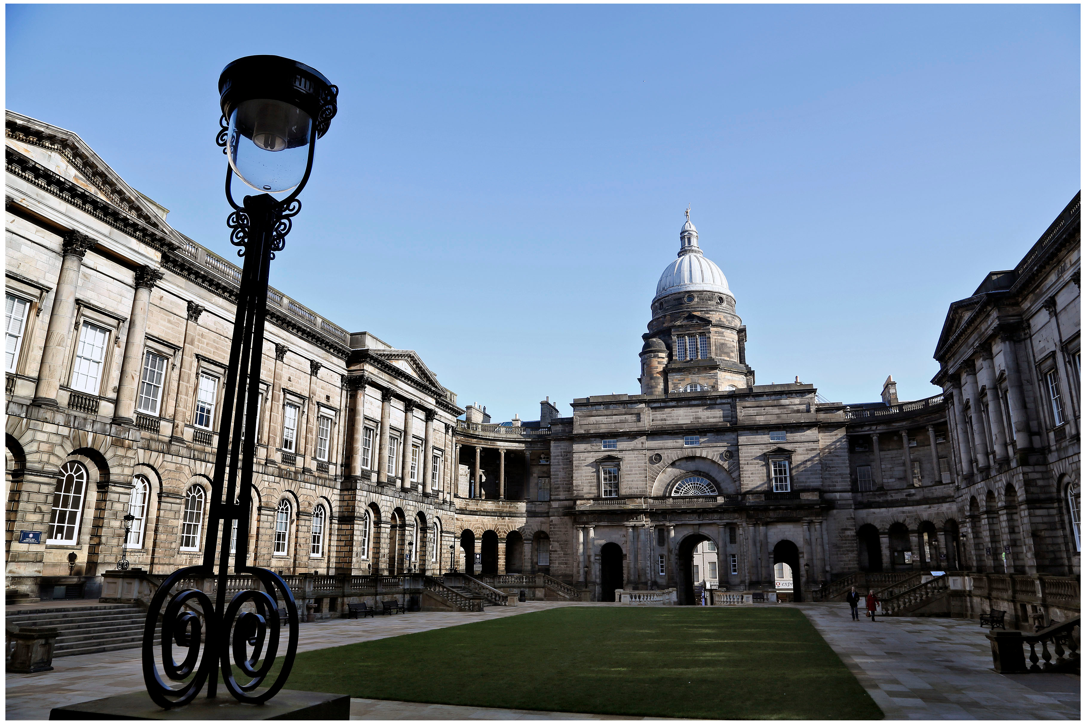 ASSA ABLOY opens doors at Edinburgh University
