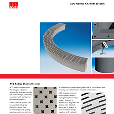 ACO Radius Channel System