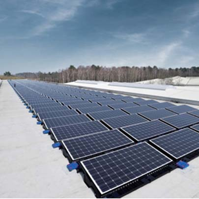 Sig Design Amp Technology S Pv Solar Panels For Flat Roofs