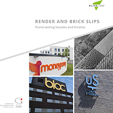 Render & Brick Slips Brochure