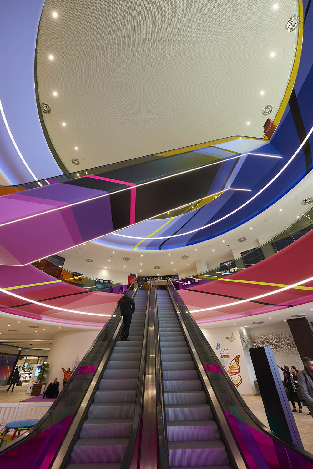 PPG offers a colourful solution to Resorts World