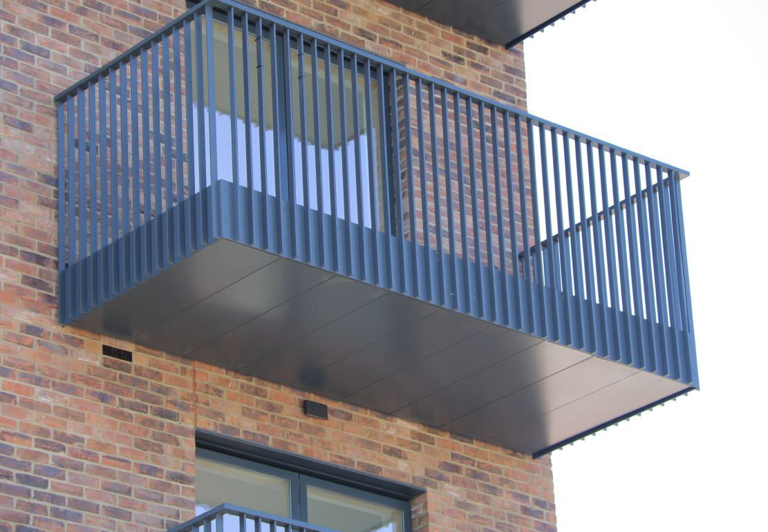 Sapphire supply 84 balconies for rejuvenated Riverwell development