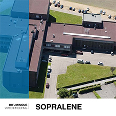 SOPRALENE Bituminous Waterproofing