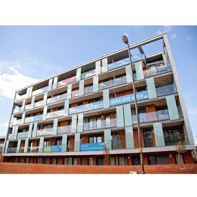 Glass Balcony Balustrades For London Apartments