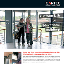 Platform Lifts For Educational Buildings