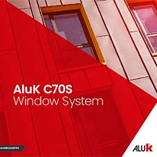 AluK C70S Window System