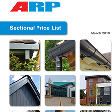 ARP Sectional Price List