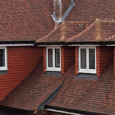 Redland Roof Tiles For Self Build Project