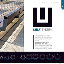 Self-System Drainage Channels