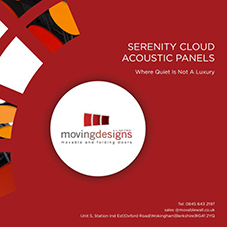 Serenity Cloud Acoustic Panels