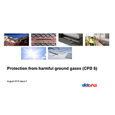 Protection from harmful ground gases