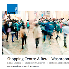 Shopping Centre and Retail Washroom Guide