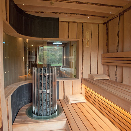Sauna Amp Steam Room For Smallshaw Spa