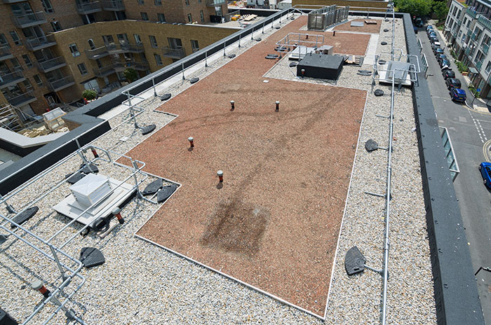 Smithfield Square comes to life with Alumasc's Hydrotech