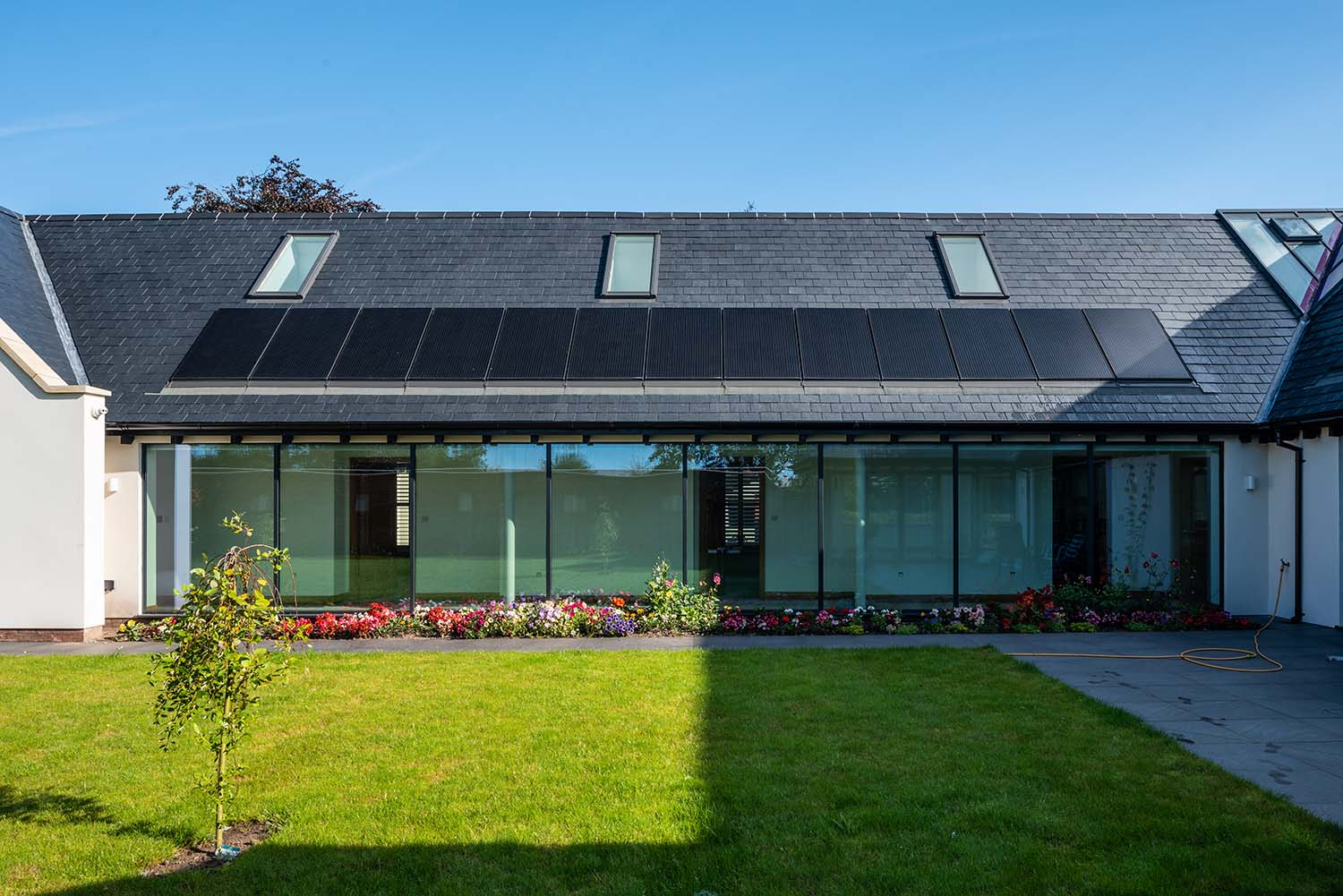 CUPA 2 natural slate completes Smithy Cottage
