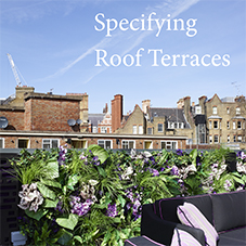 Specifying Roof Terraces