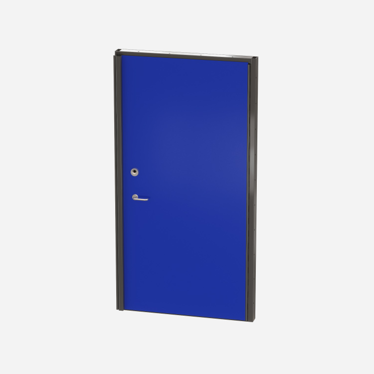 Timber Security Doors