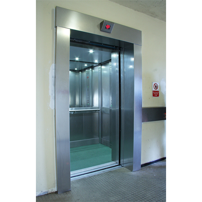 Stannah Modernise Car Park Lifts In Taunton With Traction
