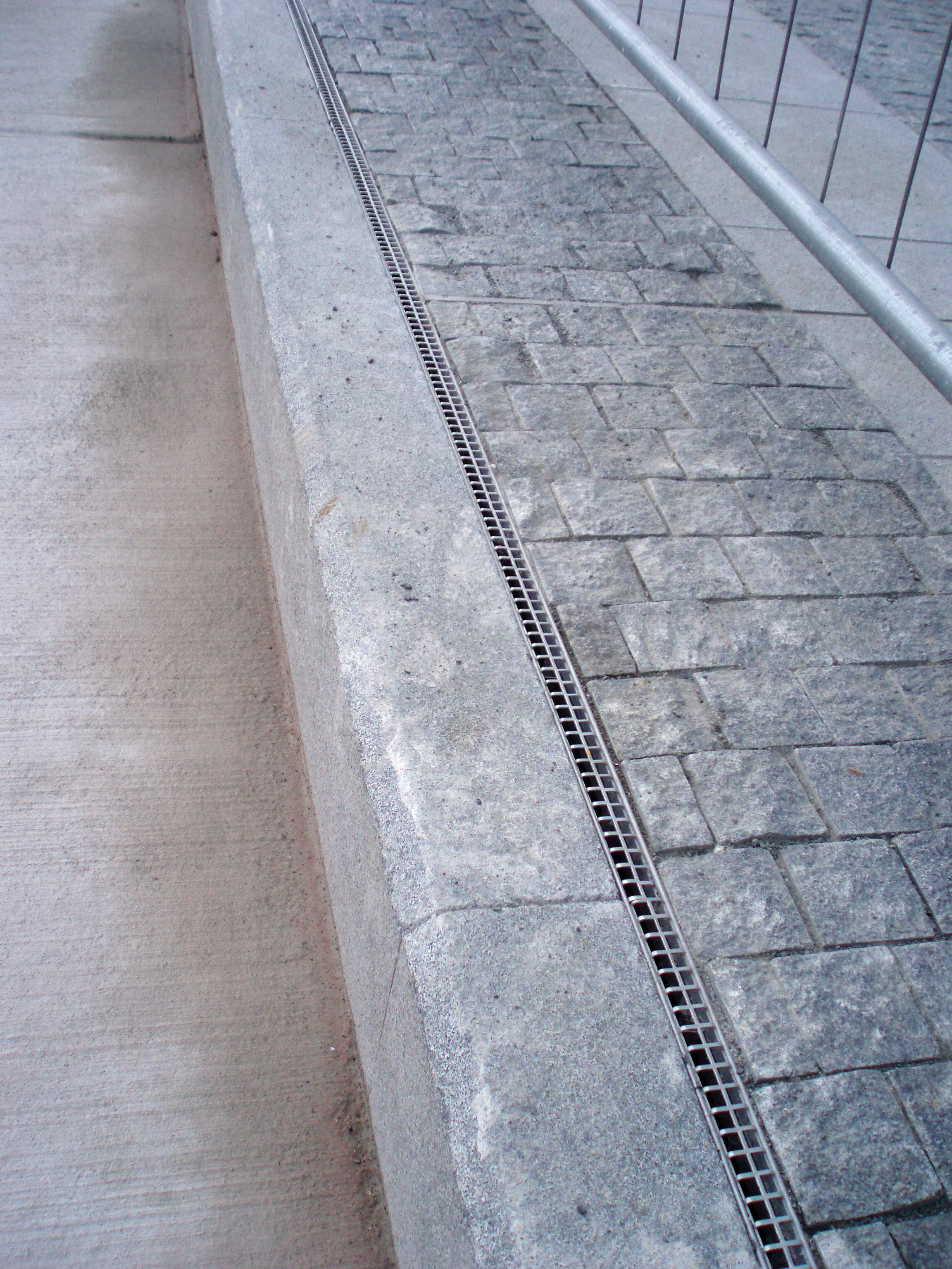 Steel Slot Drainage Channel