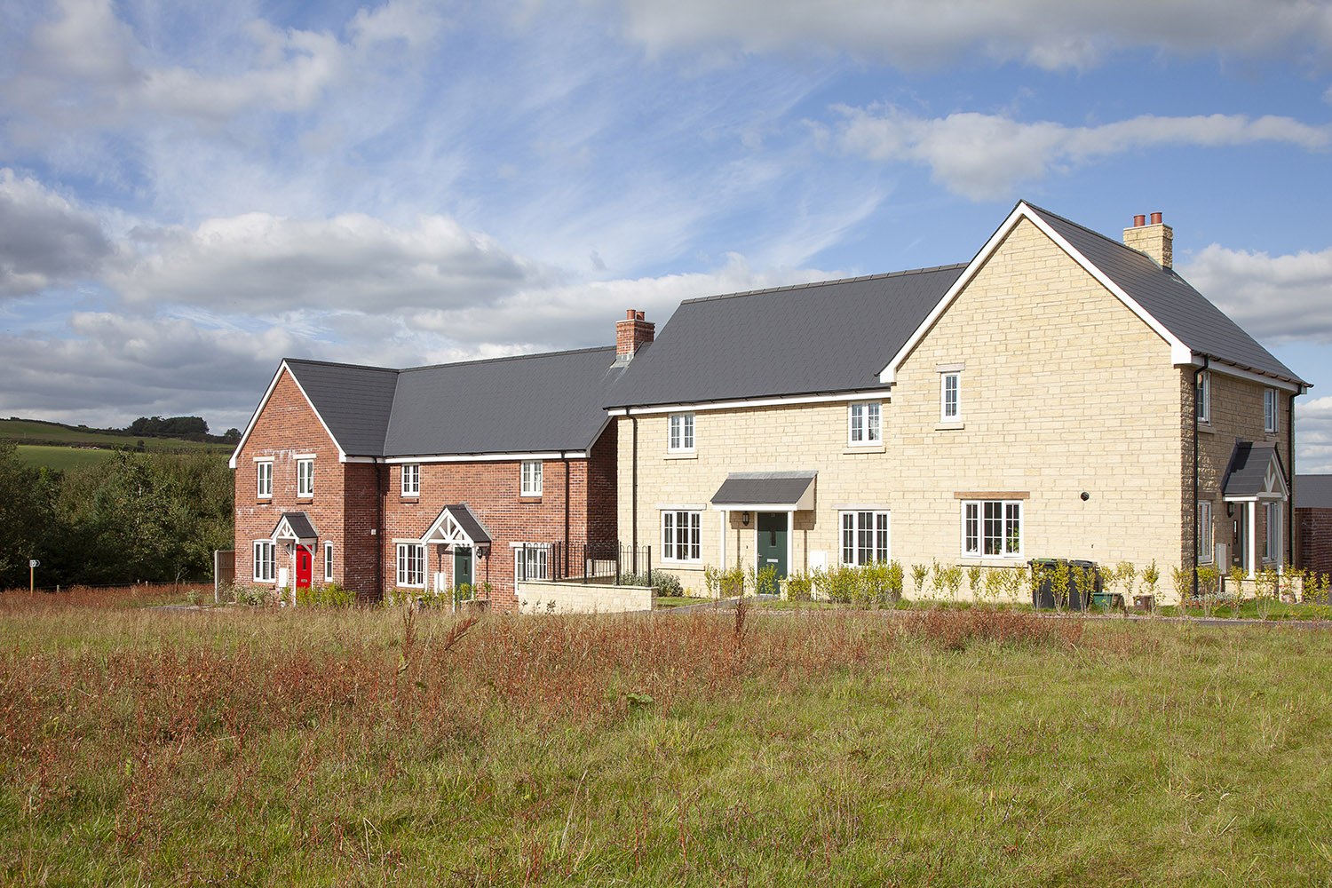 Kingspan chosen for new housing development