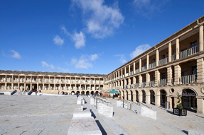OPTIM-R installed award-winning Piece Hall restoration