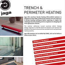 Trench and Perimeter Heating