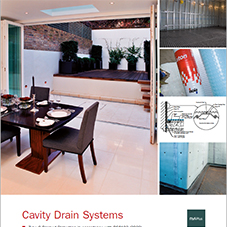 Triton Systems Type C Waterproofing