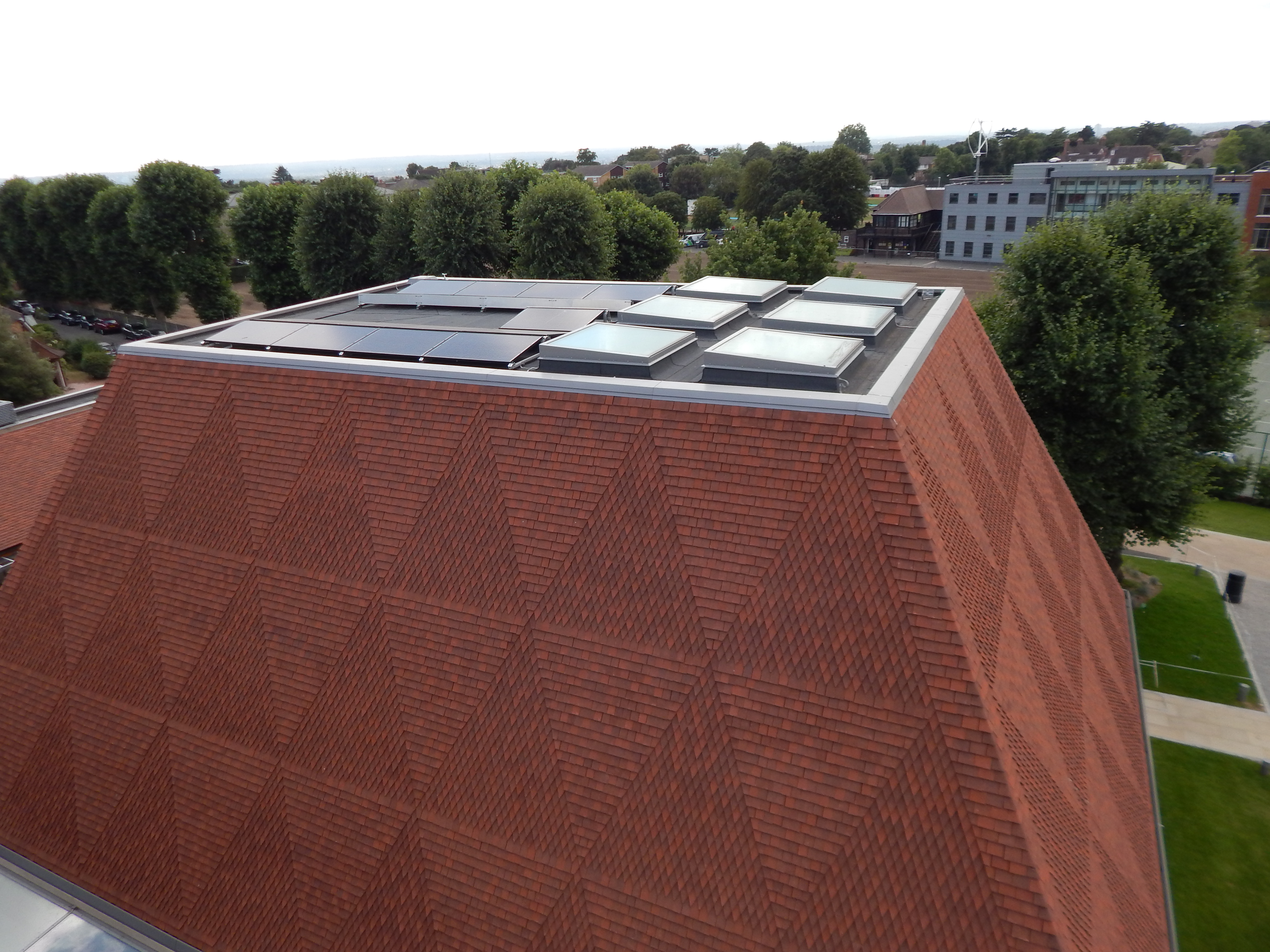 Tudor Roof Tiles secure award for King's College Music School
