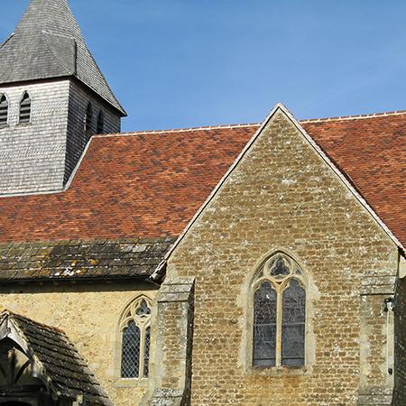 Sympathetic Restoration Of Church Roofs
