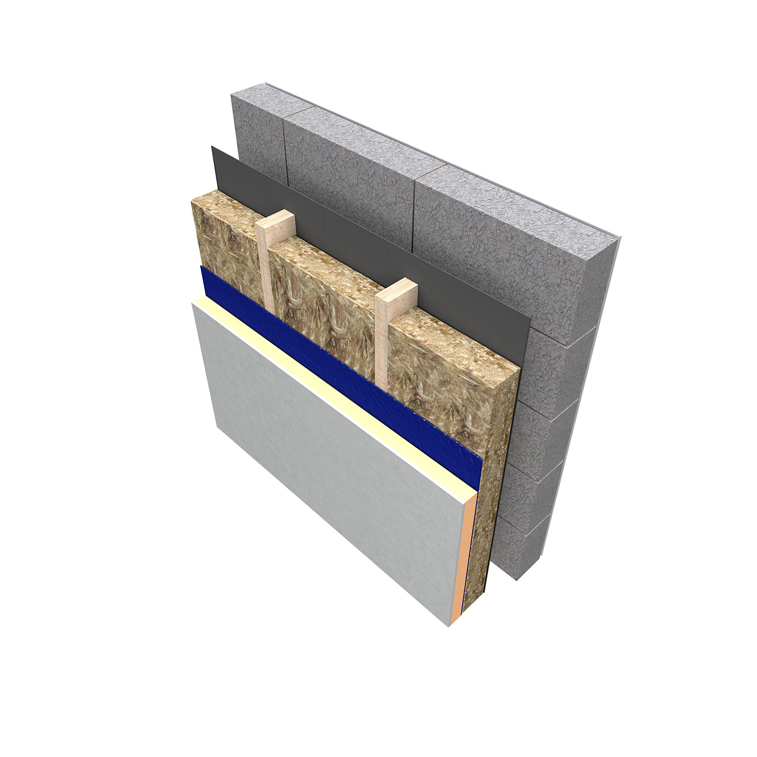 Glass Mineral Wool Insulation
