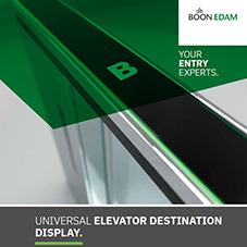 Universal Elevator Destination Display