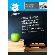Ventilation in Schools - RIBA and CIBSE Approved