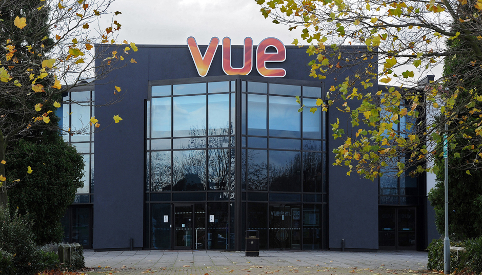 Sig Re Roofs Open Vue Cinema In Doncaster