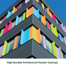 High-Durable Architectural Powder Coatings brochure