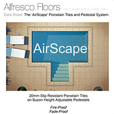 The 'AirScape' Data Sheet