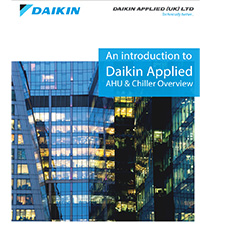 An Introduction to Daikin Applied - AHU & Chiller Overview