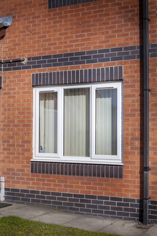 Replacement windows for social housing in Rusholme