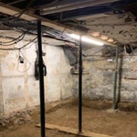 Delta Type C Waterproofing For A Vaulted Basement In Leeds