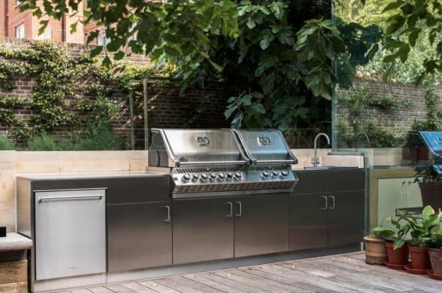 GEC Anderson products for beautiful outdoor kitchen & BBQ