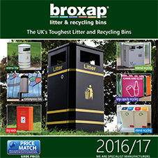 Broxap Litter Bins Brochure