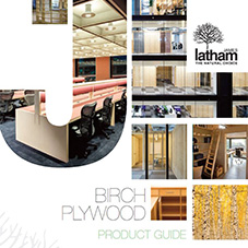Birch Plywood Product Guide