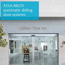 ASSA ABLOY Automatic Sliding Door Systems Brochure