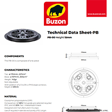 Technical Datasheet PB-0-S18 18-28mm