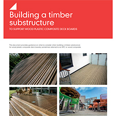 Building A Timber Substructure