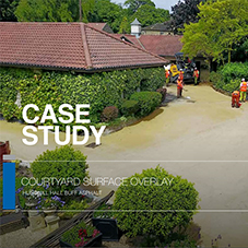 SuperColour® Courtyard Surface Overlay - Case Study