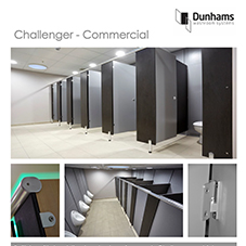 Commercial washrooms - Challenger