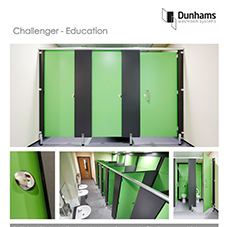 Education washrooms - Challenger