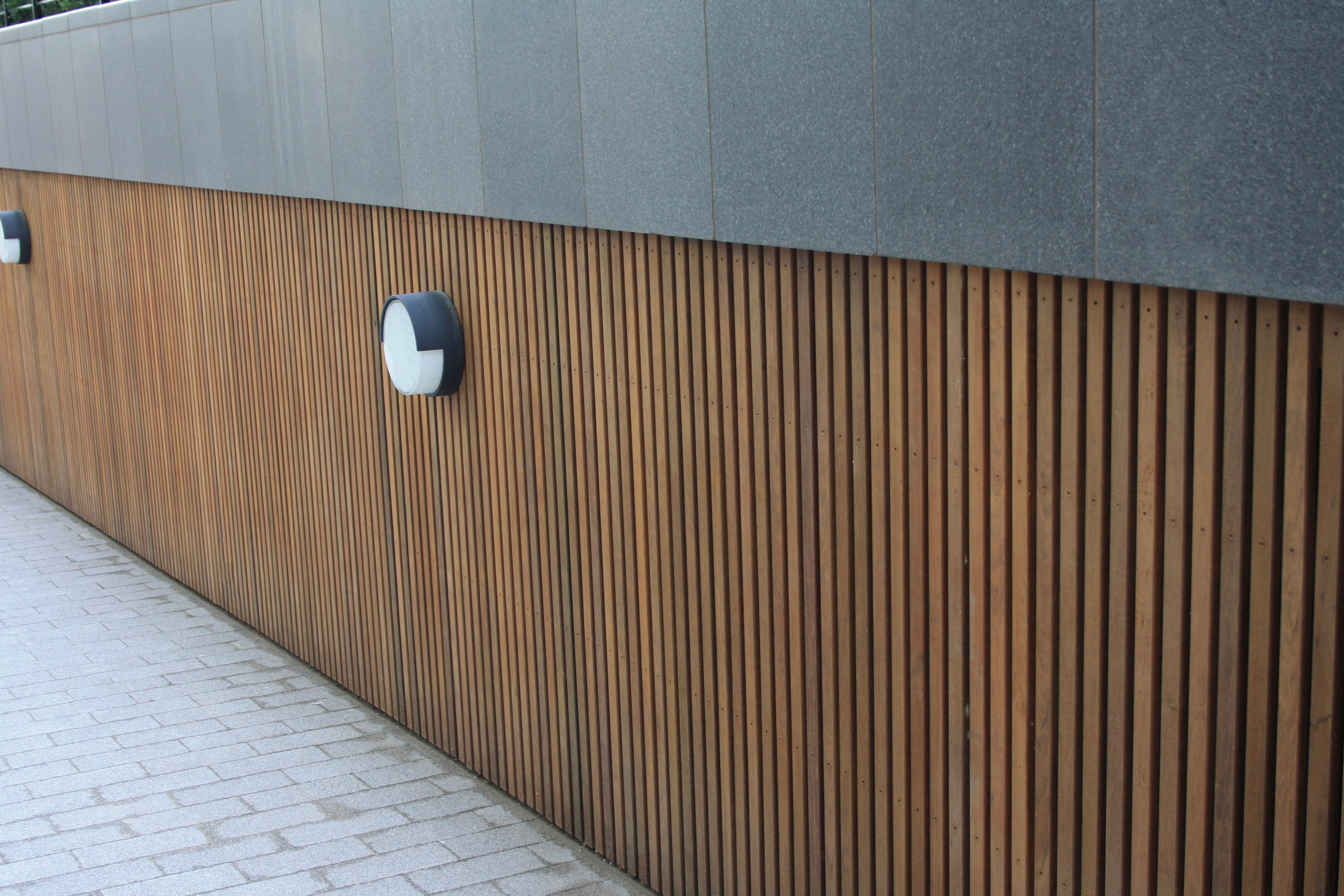 Cladding & Screens